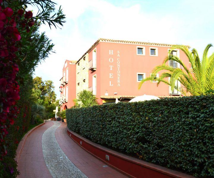 Where we are Hotel Sa Contonera