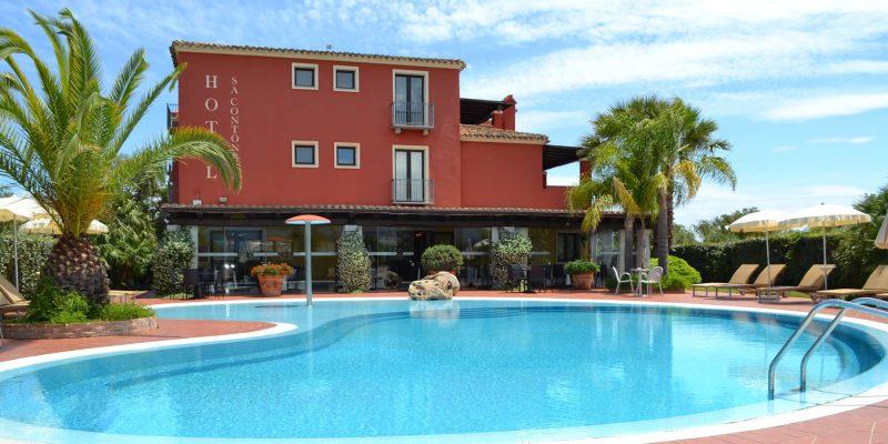 Services Hotel Sa Contonera